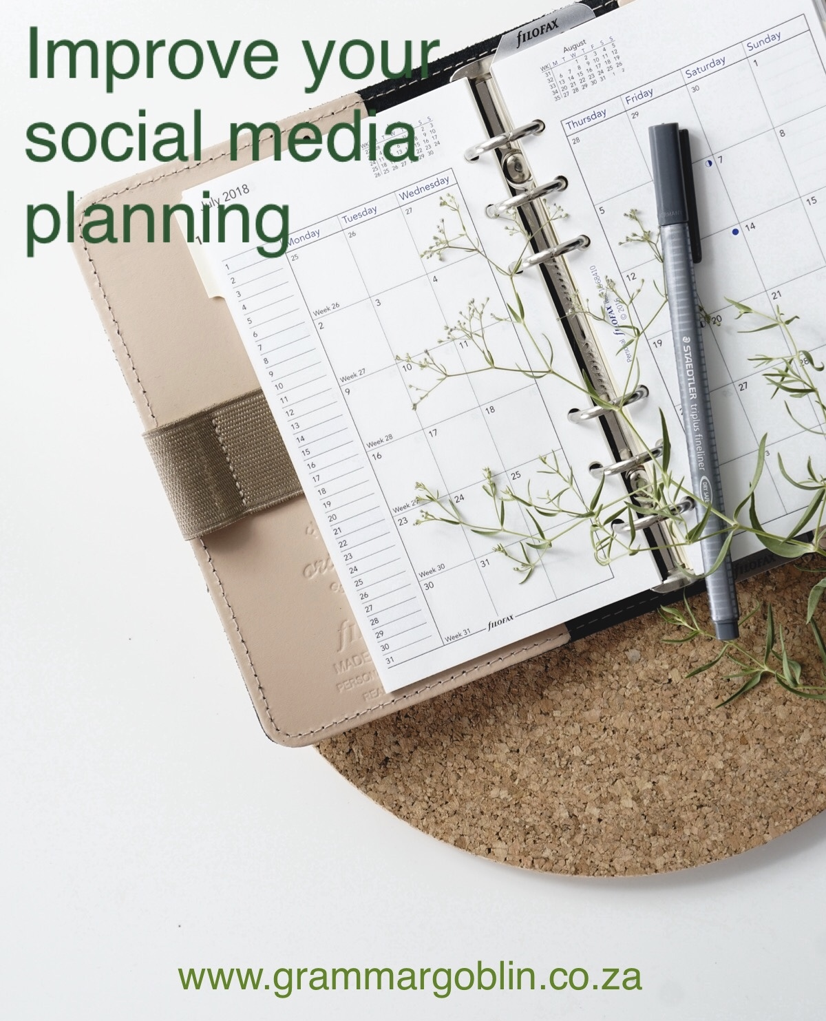 3 ways to improve your social media planning